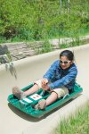 Alpine Slide Summer activities at Purgatory Resort Durango Colorado
