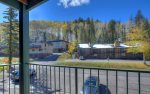 Durango Colorado vacation rental condo at Purgatory Ski Resort mountain view