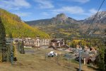 Purgatory Resort vacation rental ski condo Durango Colorado fall color