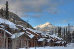 Black Bear Townhomes at Purgatory Resort vacation rental ski condo Durango Colorado