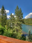 Lake View House vacation rental home in Durango Colorado near Purgatory Resort
