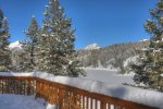 Lake View House vacation rental home Durango Colorado panoramic views