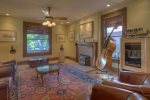 Living Room of Furlow House in Durango Historic District