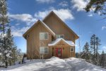Durango Colorado vacation rental home known as Cliff View House private winter retreat