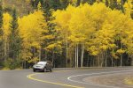 Durango Colorado vacation rental home known as Cliff View House gorgeous fall color drive on San Juan Scenic Skyway