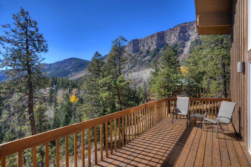 Durango Colorado Vacation Rental Home Known As Cliff View