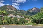Durango Colorado vacation rental at Tamarron Lodge w Rocky Mountain views