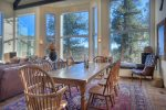 Durango Colorado vacation rental mountain home know as Eagles Nest