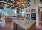 Kitchen in Eagles Nest vacation rental home in Durango Colorado