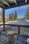 Durango Colorado vacation rental home at Silverpick Condominiums bedroom w king size bed