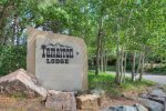 Durango Colorado vacation rental condo at Tamarron Lodge