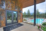 Fitness Center at Tamarron Lodge vacation rental condo Durango Colorado