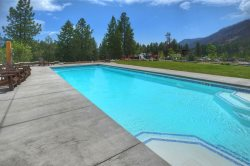 Golf and Ski Destination Condo at Tamarron Lodge in Durango T426
