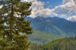 Durango Colorado vacation rental condo at Purgatory Resort mountain views from balcony