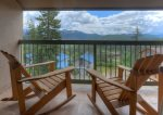 Durango Colorado vacation rental condo at Purgatory Resort hot tub pool gym mountain view from balcony