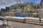 Swimming pool at Durango Mountain Club Durango Colorado vacation rental condo at Purgatory Resort