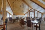 Mountain Rendezvous Condo at Silverpick Durango Colorado vacation rental Sows Ear Restaurant at Silverpick Lodge