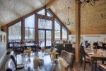 Mountain Rendezvous Condo at Silverpick Durango Colorado vacation rental Bar in Sows Ear Restaurant
