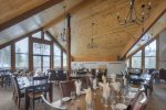 Mountain Rendezvous Condo at Silverpick Durango Colorado vacation rental Sows Ear Restaurant dining