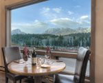Mountain Rendezvous Condo at Silverpick Durango Colorado vacation rental Sows Ear Restaurant mountain views