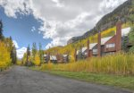 Durango Colorado vacation rental Fall color views
