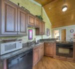 Kitchen in Durango Colorado vacation rental home O`Reilly House