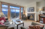 Durango Colorado vacation rental at Purgatory Resort in Peregrine Point Condominiums mountain views