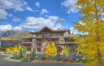Durango Colorado vacation rental condo at Purgatory Resort Mountain View Luxury Condo Fall color
