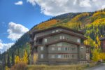 Durango Colorado vacation rental condo at Purgatory Resort Mountain View Luxury Condo Peregrine Point Condominiums