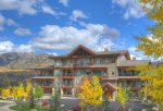 Ski slopes Durango Colorado vacation rental condo at Purgatory Resort Mountain View Luxury Condo