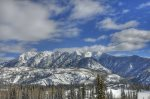 Rocky Mountain views Durango Colorado vacation rental condo at Purgatory Resort Mountain View Luxury Condo
