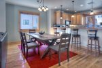 Durango Colorado vacation rental condo dining room