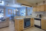 Cazy and inviting charm of Purgatory Townhomes vacation rental ski condo in Durango Colorado