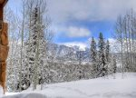 Mountain views from Cozy condo vacation rental at Cascade Village near Purgatory Resort Durango Colorado