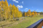 Durango Colorado vacation rental condo near Purgatory Resort at Cascade Village master bedroom w kin bed