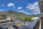 Durango Colorado vacation rental Downtown Penthouse Condo city and mountain views