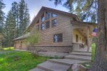 Vallecito Lake Family Retreat vacation rental cabin near Durango Colorado