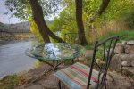 River House Villa vacation rental home in Downtown Durango Animas River view