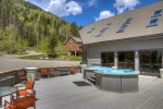 Durango Colorado vacation rental condo at Cascade Village near Purgatory Resort