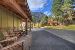 Durango Colorado vacation rental condo at Tamarron Golf Resort Guest Service Center