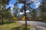 nDurango Colorado vacation rental condo at Tamarron Golf Resort mountain views