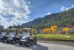 Tamarron Resort golf club at Durango Colorado vacation rental condo