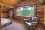 Durango Colorado vacation rental luxury cabin Elk Mountain Retreat full bath