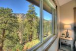 Mountain views from Durango Colorado vacation rental home near Purgatory Resort
