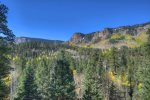 Durango Colorado vacation rental home near Purgatory Resort cliff views
