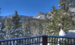 Castle Rock Retreat vacation rental home Durango Colorado winter snow