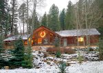 Durango Colorado vacation rental home at Vallecito Lake Seven Pines