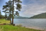 Vallecito Lake Colorado Marina and boat services