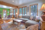 Durango Colorado vacation rental home Creekside Retreat