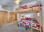 Durango Colorado waterfront vacation rental home bedroom
